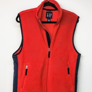 Gap Fleece Vest size M